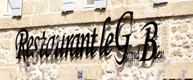 Restaurant Le Grand Bleu - Sarlat-la-Canéda