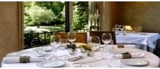 Le Restaurant (Hôtel du Vieux Pont***) Haute gastronomie Belcastel