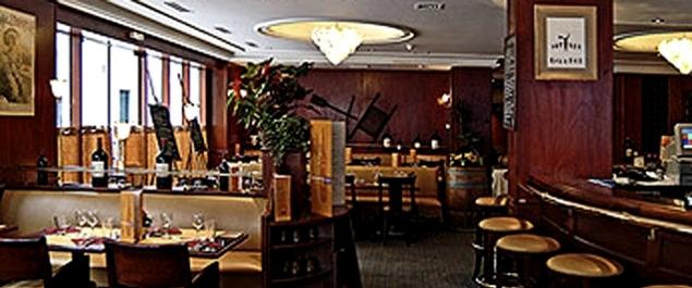 Restaurant Le Parvis (Hôtel Mercure Cité Mondiale****) - Bordeaux