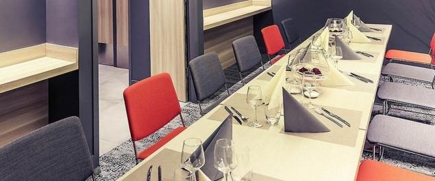 Restaurant Le Parvis (Mercure Cité Mondiale****) - Bordeaux