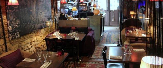 Restaurant Un Coin en Ville - Nantes