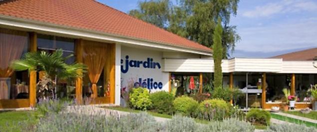 Restaurant Le Jardin Délice - Saint-Victor