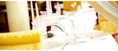 Les Roses Haute gastronomie Mondorf-les-Bains