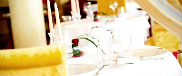 Restaurant les roses - Mondorf-les-Bains
