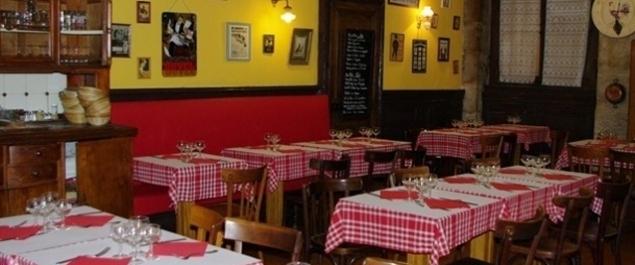 Restaurant La Tête de Lard - Lyon