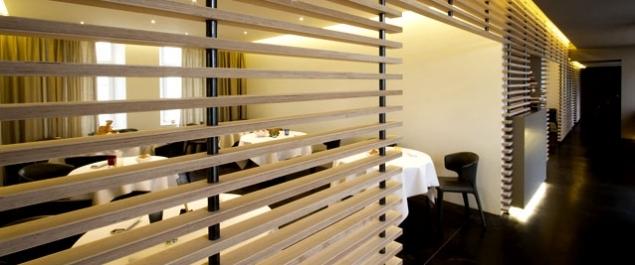 Restaurant L'Air du Temps - Liernu