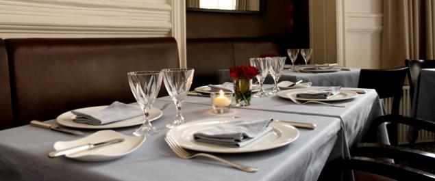 Restaurant Dôme - Anvers