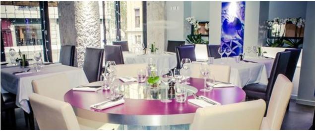 Restaurant Le Potager des Halles - Lyon
