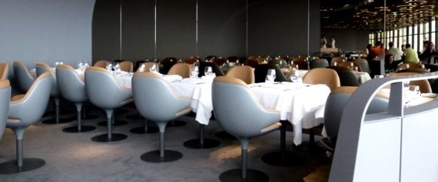 restaurant le ciel de paris gastronomique paris paris 15 me. Black Bedroom Furniture Sets. Home Design Ideas