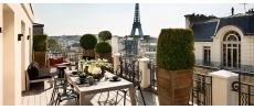 Hôtel Marignan***** Traditionnel Paris