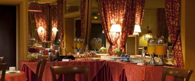 Restaurant La Table des Provinces Opéra (Hôtel Province Opéra***) - Paris