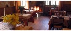 Le Restaurant de L'Auberge de Thorrenc Traditionnel Thorrenc