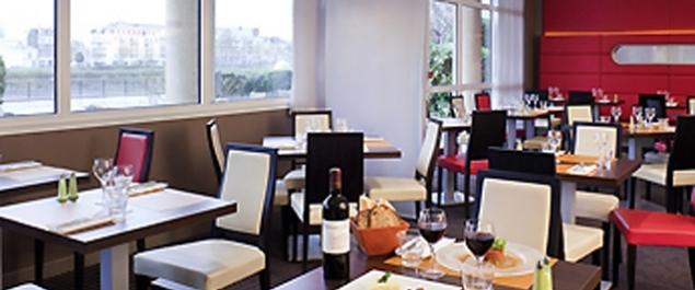 Restaurant Novotel Café (Novotel Nantes Centre Bord de Loire****) - Nantes