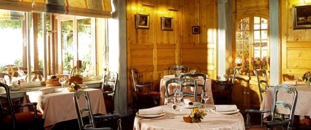 Restaurant Le Restaurant de l'Hostellerie Les Bas Rupts - Gerardmer