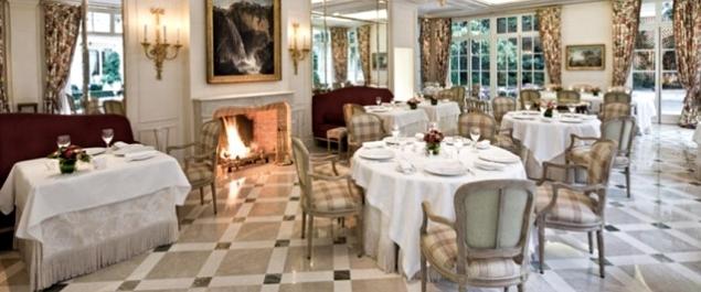 Restaurant Epicure (Le Bristol *****) - Paris