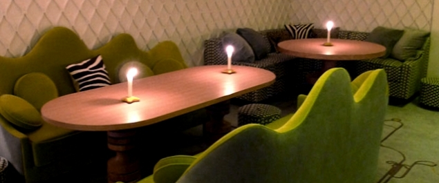 Restaurant Jean-François Piège - Paris