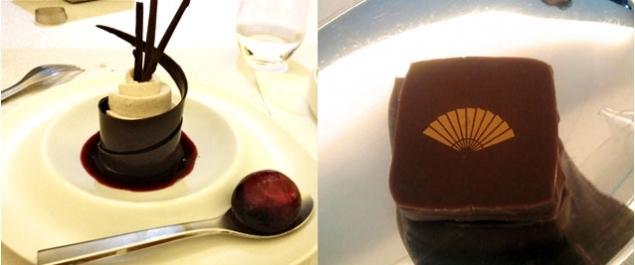 Restaurant sur mesure par thierry marx haute gastronomie paris paris 1er - Restaurant thierry marx cuisine moleculaire ...