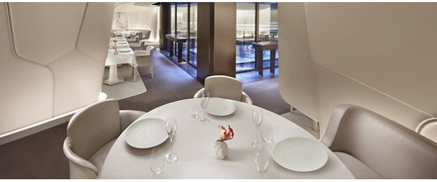 Restaurant Sur Mesure par Thierry Marx - Paris