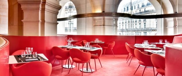 Restaurant l 39 op ra restaurant traditionnel paris paris 9 me - Cafe de l opera garnier ...