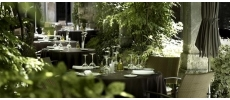 Le Prieuré Haute gastronomie Villeneuve-lès-Avignon