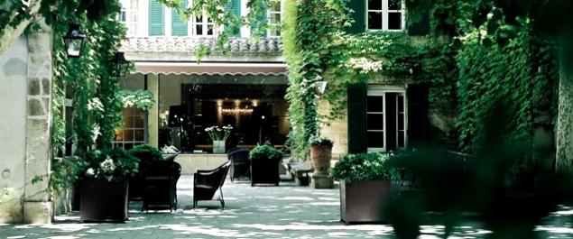 Restaurant Le Prieuré - Villeneuve-lès-Avignon