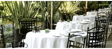 Restaurant La Cabro D'Or Haute gastronomie Les Baux-de-Provence