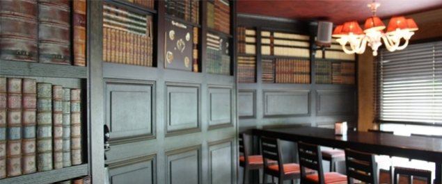 Restaurant La Bibliothèque - Rodez