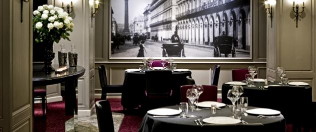 Restaurant Le Lumière (Scribe Paris Opéra by Sofitel *****) - Paris
