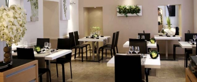 restaurant c t rue haute gastronomie draguignan. Black Bedroom Furniture Sets. Home Design Ideas