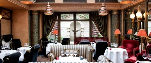 Restaurant le restaurant de l 39 h tel haute gastronomie paris paris 6 me - Restaurant le paris lutetia ...