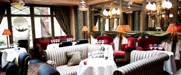 Restaurant Le Restaurant de l'Hôtel - Julien Montbabut - Paris