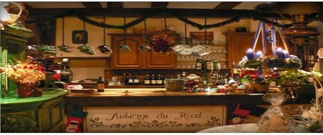 Restaurant L'Auberge du Ried - Erstein