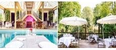 Les Jardins d'Epicure Haute gastronomie Bray et Lu