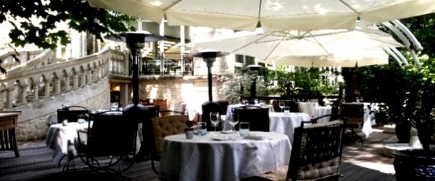 restaurant les jardins d 39 epicure haute gastronomie bray et l. Black Bedroom Furniture Sets. Home Design Ideas