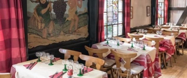 Restaurant Le Pfifferbriader - Strasbourg