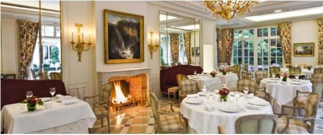 Restaurant 114 Faubourg (Le Bristol *****) - Paris