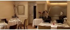 L'Axel Haute gastronomie Fontainebleau