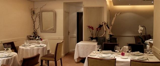 Restaurant L'Axel - Fontainebleau