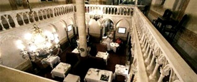 Restaurant Le 1131 (Abbaye de la Bussière) - La Bussière-sur-Ouche