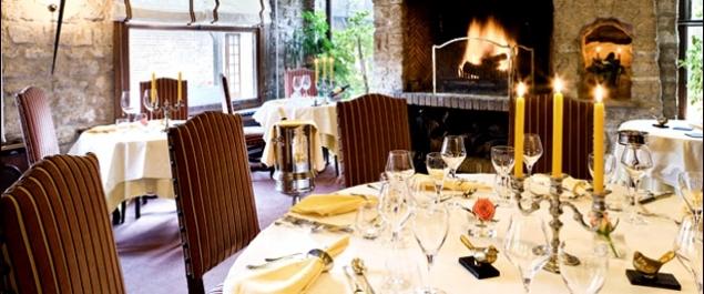 Restaurant Aubergeà la Bonne Idée Haute gastronomie Saint Jean aux Bois # La Bonne Idée Saint Jean Aux Bois