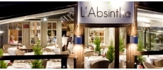 L'Absinthe - Honfleur Traditionnel Honfleur