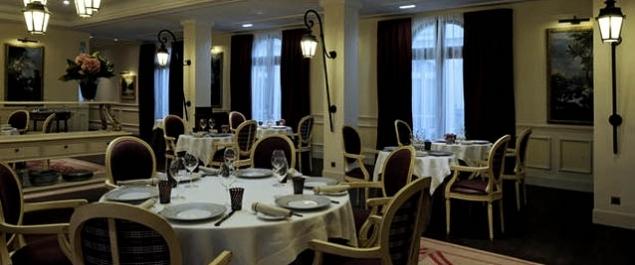 Restaurant La Table du Connétable - Chantilly