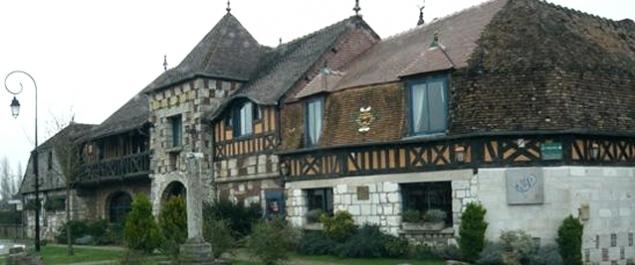 Restaurant Manoir des Saules - La Saussaye