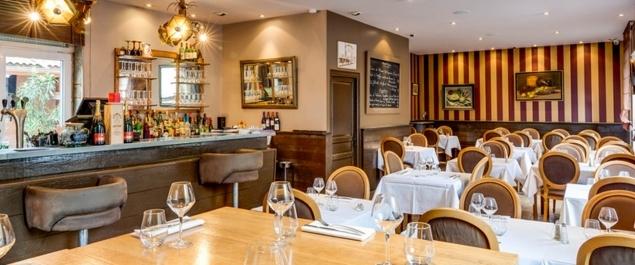 Restaurant Le Comptoir de Saint-Cyr - Saint-Cyr-au-Mont-d'Or