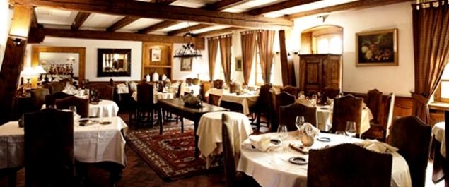 restaurant philippe bohrer haute gastronomie rouffach