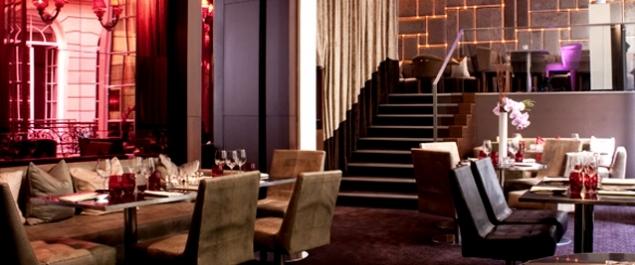 Restaurant Pershing Hall - Paris