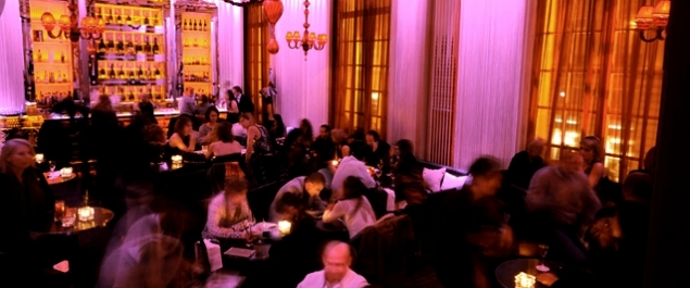 Restaurant Le Pershing Hall