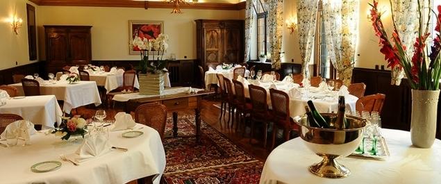 Restaurant À l'Aigle d'Or - Osthouse