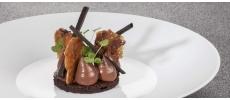 Le Restaurant de l'Auberge de Clochemerle* Gastronomique Vaux-en-Beaujolais