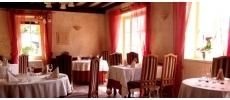 Le Restaurant de l'Auberge de Clochemerle Haute gastronomie Vaux-en-Beaujolais